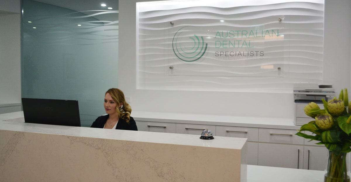 dental reception Sydney